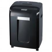 ナカバヤシ パーソナルシュレッダー W410×D320×H622 細断機 マイクロカット方式 CD カード オフィス家具