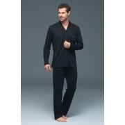 Pijama barbateasca Lion - modal