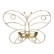 Kapelańczyk Kwietnik na ścianę motyl - Kapelańczyk