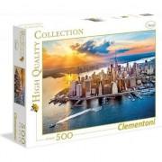 Puzzle Clementoni New York, 500 piese