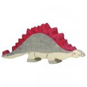 Fa játék állatok - dinoszaurusz, Stegosaurus