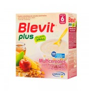 BLEVIT PLUS F/SECOS FRUT 300 355149 BLEVIT PLUS MIEL FRUTOS SECOS Y FRUTAS - MULTICEREALES (300 G )