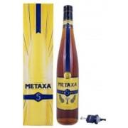 Metaxa 5* 3,0l 38% pdd. + kiöntő