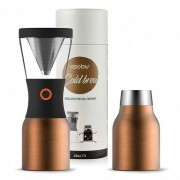 "Asobu Cold brew coffee maker Asobu ""Stainless Steel Copper"""