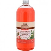 Green Pharmacy Body Care Muscat Rose & Green Tea espuma de baño 1000 ml