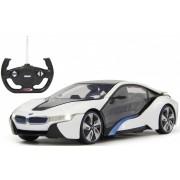 Jamara Radiostyrd Bil BMW I8 Vit Jamara 1:14 - 40 MHz