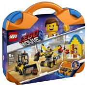 LEGO Movie 2, Cutia de constructii a lui Emmet 70832, 5+ ani (Brand: LEGO)