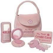 Gund Fun 4048450 My First Purse Stuffed Baby Playset