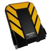 Hard disk extern 1TB AData DashDrive Durable HD710, 2.5 inch, USB 3.0, black/yellow