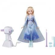 Детска кукла ,Замръзналото кралство 2 - Елза с аксесоари за игра с коса