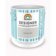 Beckers Emulsja Designer Kitchen&Bathroom Porcelain Grey 2,5 l