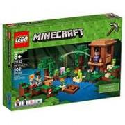 LEGO Minecraft kocke The Witch Hut - Vešticina kuća 502 dela 21133