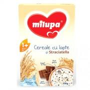 Milupa Cereale cu lapte si stracciatella 12 luni+, 250 g
