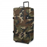 Eastpak Tranverz Large 79cm 2-Wheel Soft-Sided Holdall - Camo