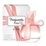 Nina Ricci Mademoiselle Ricci L'Eau 50Ml Per Donna Senza Confezione(Eau De Toilette)