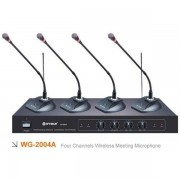Statie pentru conferinte cu microfoane wireless WG-2004A