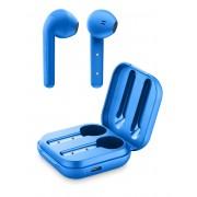 Cellularline In-ear HPH, BT java true wireless headset, blue