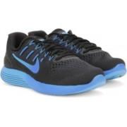 Nike LUNARGLIDE Running Shoes For Men(Black)