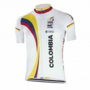Maillot Ciclista Corto Colombia 2019
