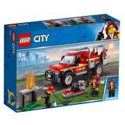 Lego City Town (60231). Fuoristrada dei Vigili del Fuoco