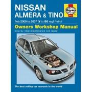 Haynes Workshop manual Nissan Almera & Tino Essence (février 2000-2007) 4612
