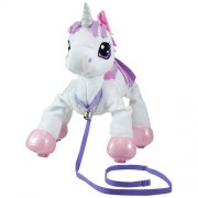 Jucarie TPF Toys Peppy Pets Unicorn Interactiv