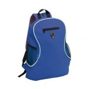 Geen Voordelige backpack rugzak blauw