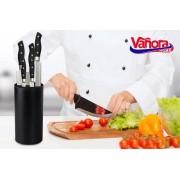 Bloc Cutite Universal, 22.5 x11 cm, Negru