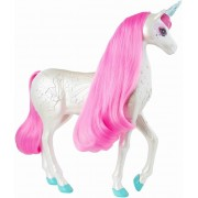 Unicorn cu lumini si sunete Barbie Dreamtopia