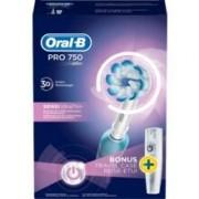 Oral-b Pro 750 Sensi UltraThin eltandborste