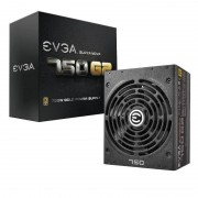 Desktop PC Interne voedingen EVGA 750W NOVA 750 G2 Desktop Voeding