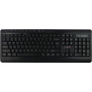 Tastatura Wireless Myria MY8508 fara fir USB neagra