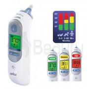 Braun инфрачервен термометър за ухо IRT6520