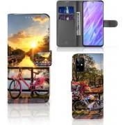 Samsung Galaxy S20 Plus Flip Cover Amsterdamse Grachten