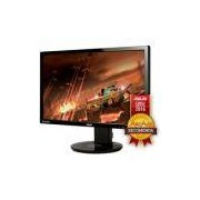 Monitor Gamer LED ASUS 24, Widescreen, Full HD, 144Hz, 1ms, GamePlus, Design Ergonômico, Nvidia 3D Vision, DP, HDMI, DVI - VG248QE
