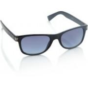 Louis Philippe Rectangular Sunglasses(Blue)