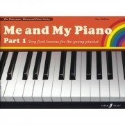 Faber Music Me And My Piano Part 1 Harewood, Waterman