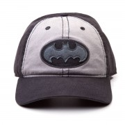 Keps Batman - Dark Knight (grå/svart)