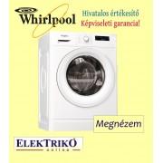 Whirlpool FWF71483W elöltöltős mosógép ,A +++ energiaosztály ,7kg töltősúly