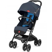 Cybex Qbit + Wózek Spacerowy All Terrain - Night Blue