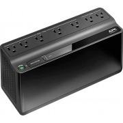 APC - Back-UPS 650VA 7-Outlet/1-USB Battery Back-Up and Surge Protector - Black
