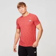 Myprotein Performance Shirt met korte mouwen - XXL - Rood