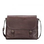 Braune Herren Aktentasche - Dokumententasche, Aktenkoffer, Businesstasche, Laptoptasche