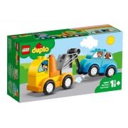 Lego Конструктор Lego Duplo Мой первый эвакуатор 10883
