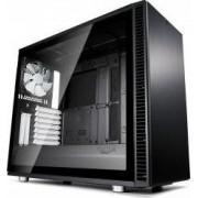 Carcasa Fractal Design Define S2 Tempered Glass Light FD-CA-DEF-S2-BK-TGL Negru