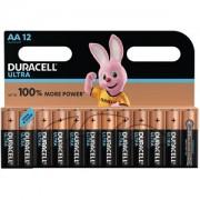 Duracell Ultra Power AA Pack von 12 (MX1500B12)