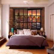 Fototapet Urban - Panorama spre New York