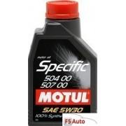 Ulei motor MOTUL Specific VW 504.00 / 507.00 5W30 1L