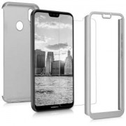 kwmobile Pouzdro pro Huawei P20 Lite - stříbrná