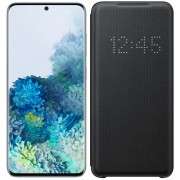 Samsung Galaxy S20 128GB Blauw 5G + Samsung LED View Cover Zwart